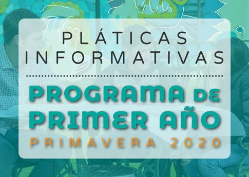 Te invitamos a las Pláticas Informativas PPA. Tendrás la información que necesitas y podrás res..