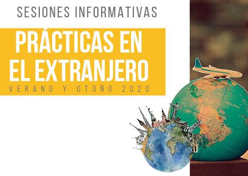 La Dirección de Asuntos Internacionales invita a a la sesión informativa de prácticas en el ext..