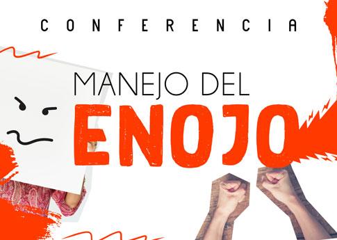 El Departamento de Apoyo Estudiantil invita a la conferencia: Manejo de enojo.