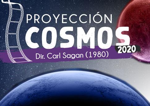 El Departamento de Liderazgo Estudiantil invita a ver la proyección: Cosmos.