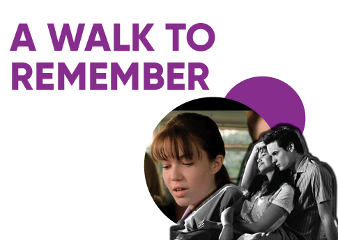 Cineclub: A walk to remember
