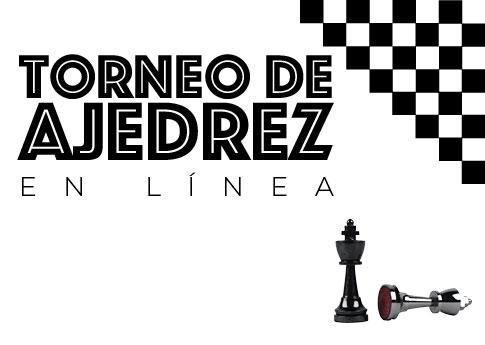 El Departamento de Desarrollo Estudiantil invita al Torneo de ajedrez.