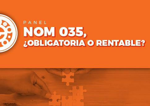 UDLAP Consultores invita al Panel: NOM 035 ¿obligatoria o rentable?