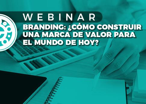 UDLAP Consultores invita al webinar: Branding: ¿cómo construir una marca de valor para el mundo..