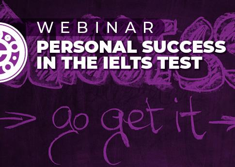 UDLAP Consultores invita al webinar: Personal success in the IELTS Test