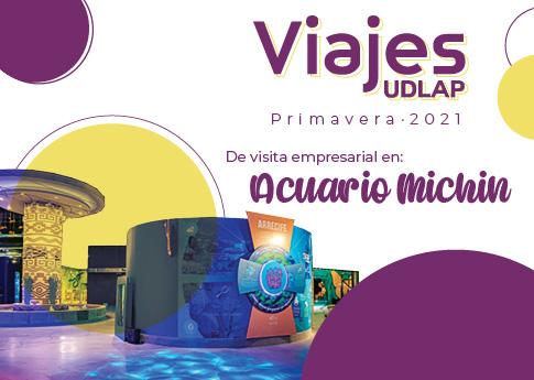 Viajes UDLAP presenta: de visita empresarial en Acuari Michin.