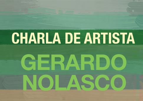 El Departamento de Artes invita a la Charla de Artista.