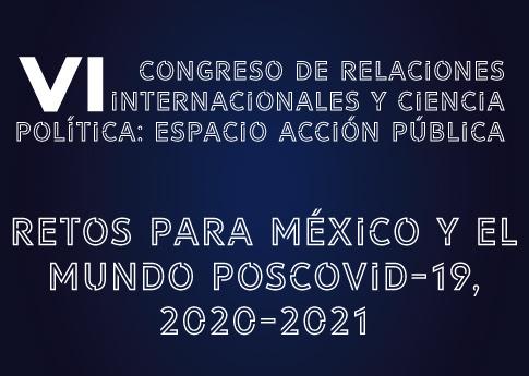 El Departamento de Relaciones Internacionales y Ciencia Política invita al VI Congreso de relac..