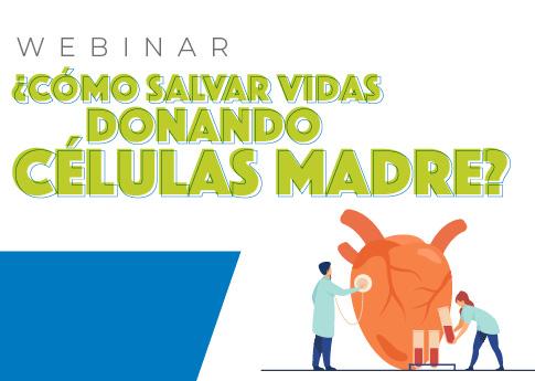 UDLAP Consultores invita al webinar: ¿Cómo salvar vidas donando células madre?