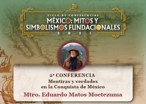 La Universidad de las Américas Puebla invita al ciclo de conferencias Mitos y simbolismos funda..