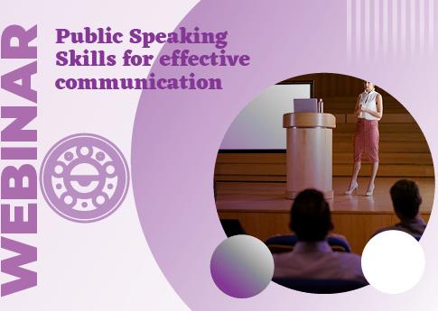 UDLAP Consultores invita al webinar: Public speaking.