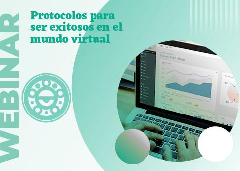 UDLAP Consultores invita al webinar: Protocolos para ser exitosos en el mundo virtual.