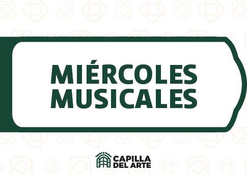 Capilla del Arte invita a Miércoles Musicales: En el cielo, cápsula musical.