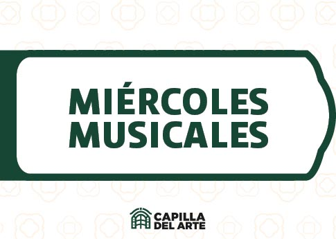 Capilla del Arte invita a Miércoles Musicales: Concierto «MINIMAL ETNO».