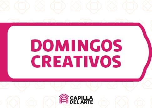 Capilla del Arte invita a Domingos Creativos: Interpretando películas en papel: cápsula taller.