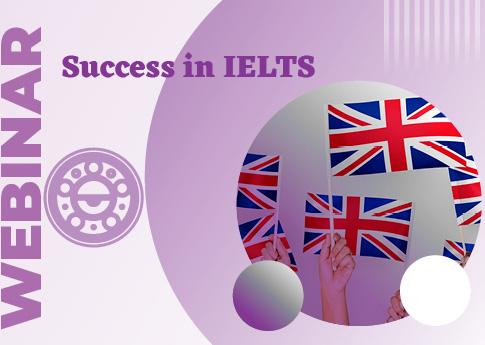 UDLAP Consultores invita al webinar: Success in IELTS.
