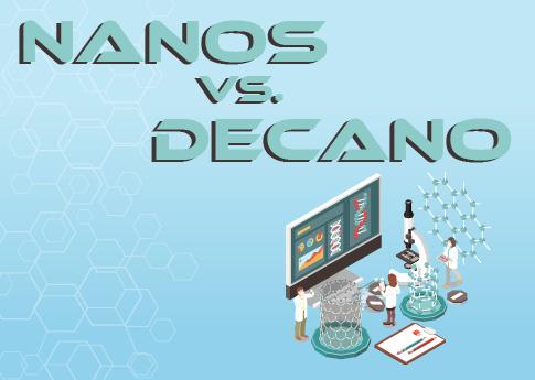 La Dirección de Desarrollo Estudiantil invita a Nanos vs decano.