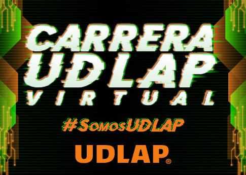Participe este año en la Carrera UDLAP Virtual y forme parte de la comunidad mostrando su apoyo..