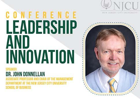 El Departamento de Antropología invita a la conference: Leadership and innovation.