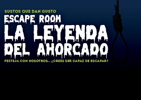 El Departamento de Desarrollo Estudiantil invita a Escape room.
