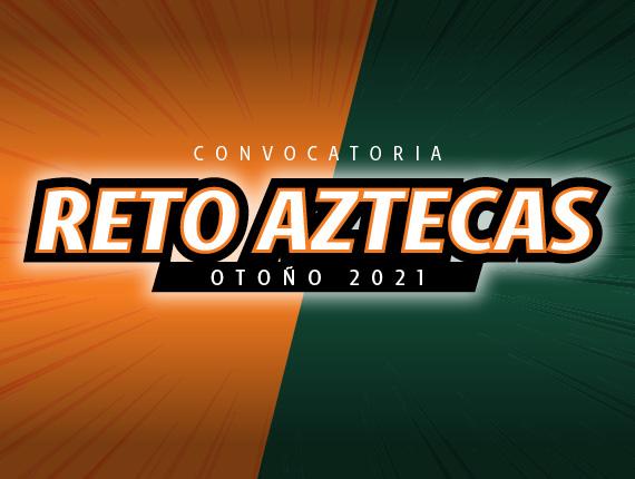 La Dirección de Deportes invita al reto Aztecas Otoño 2021.