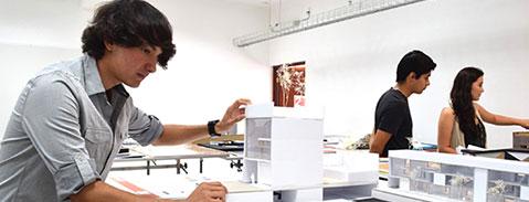 Plan de estudios arquitectura universidad de las for Plan estudios arquitectura